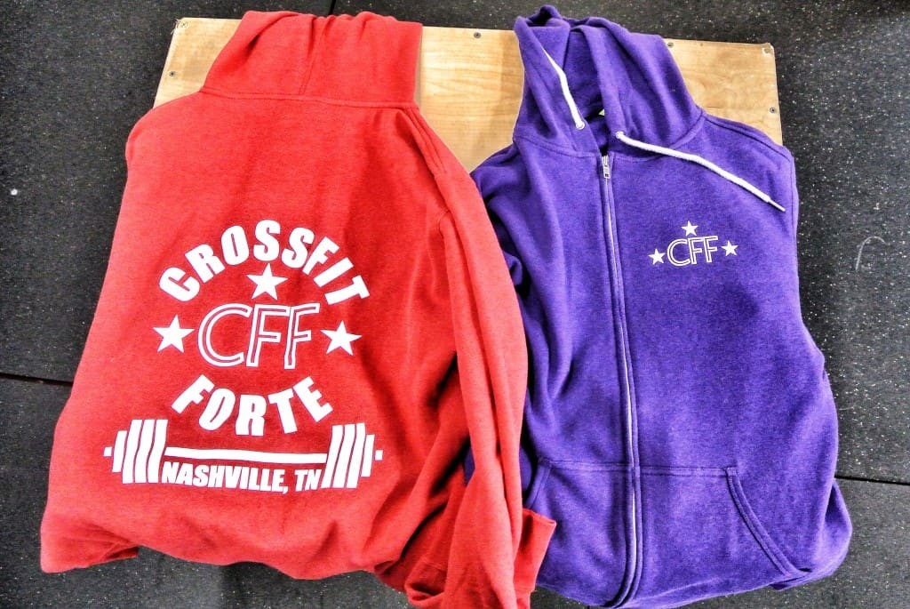 Hoodies are in!